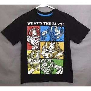 Toy Story Buzz Lightyear Boy's T-Shirt Disney
